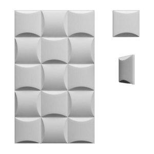 Гипсовые 3D элементы «Бордо»